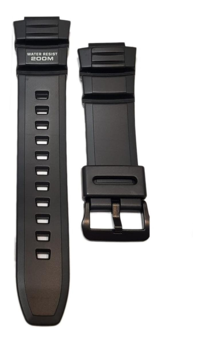 Malla Correa Reloj Casio Ae 2000w 1av Ae 2100w Original