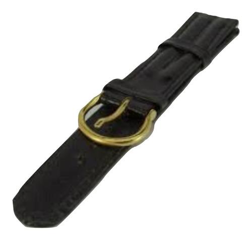 malla cuero 18 mm reloj cuero genuino 20cm  el trust joyero