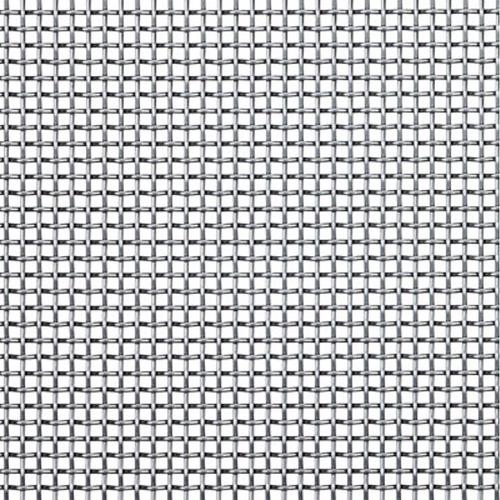 malla de acero inoxidable m20, luz 0,870mm, por metro.