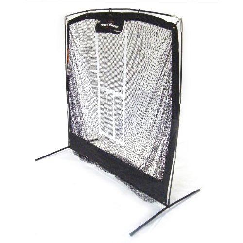 malla de bateo picheo transportable jugs sports beisbol soft