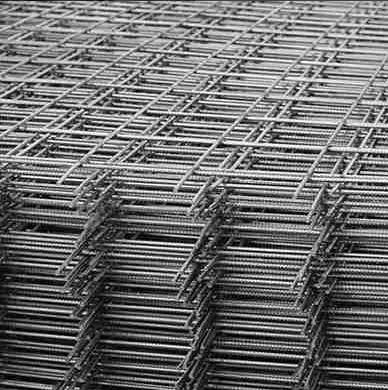 malla de construcción sima de 15x15 cm x 5mm de 2,40x3 mts