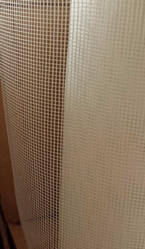 malla de fibra de vidrio reforzada 1 mt x 50 mts