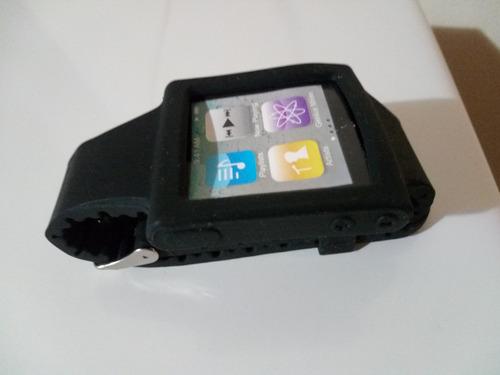 malla de silicona para ipod nano