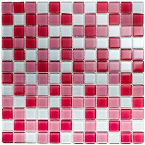 malla de vidrio shamina 30x30 - venecitas - la plata