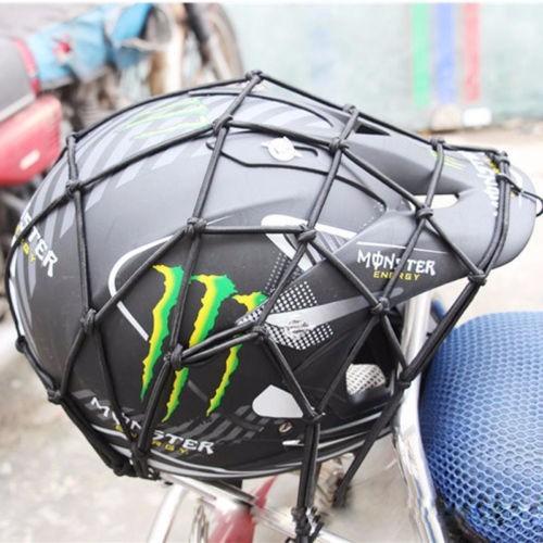 malla elastica pulpo para equipaje casco motos atv bicicleta