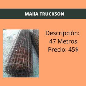 Malla Electro Soldada Truckson
