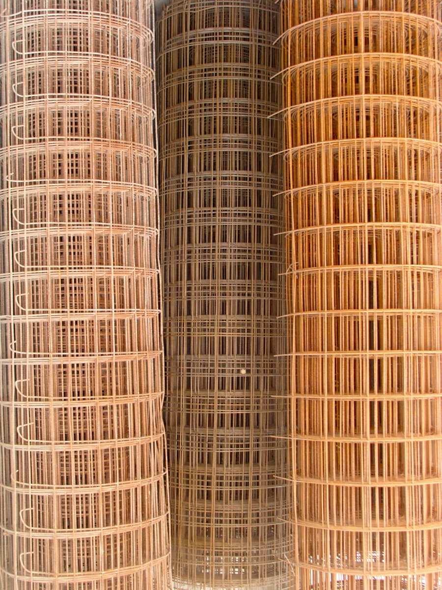 Malla electrosoldada aceros y materiales para for Malla de construccion