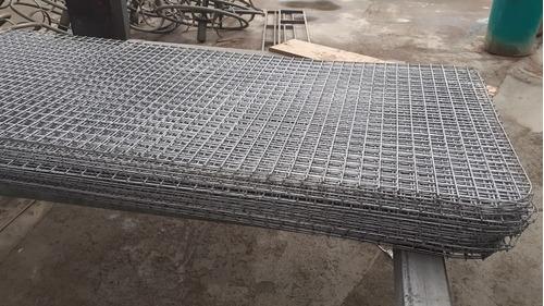 malla electrosoldada galvanizada