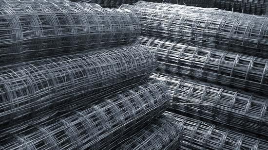 Malla electrosoldada galvanizada alto 1 2mt rollo de 25 for Malla de construccion