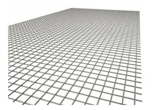 malla electrosoldada hierro negro 50x50