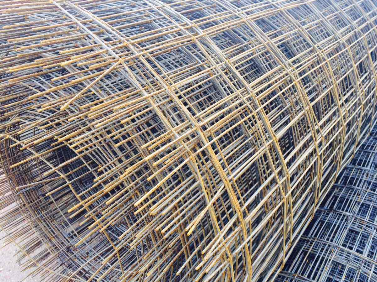 Malla electrosoldada para piso 15x15x3 5 x m2 119 00 for Malla de construccion