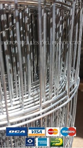 malla electrosoldada, tejido perimetral, malla de alambre