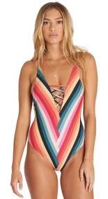 8dcf1c9b0f7d Malla Enteriza Billabong Color Spell One Piece Mujer