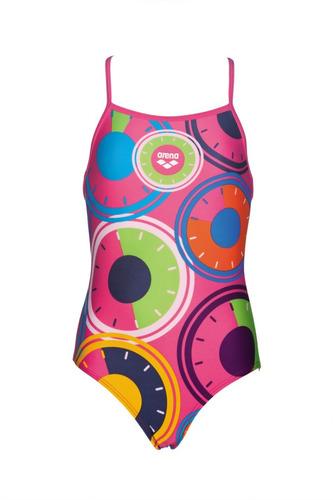 malla enteriza natación arena niña gear jr entrenamiento