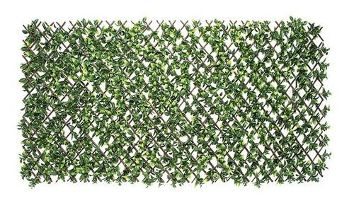 malla extensible con plantas de 1.45 x 0.80 mts