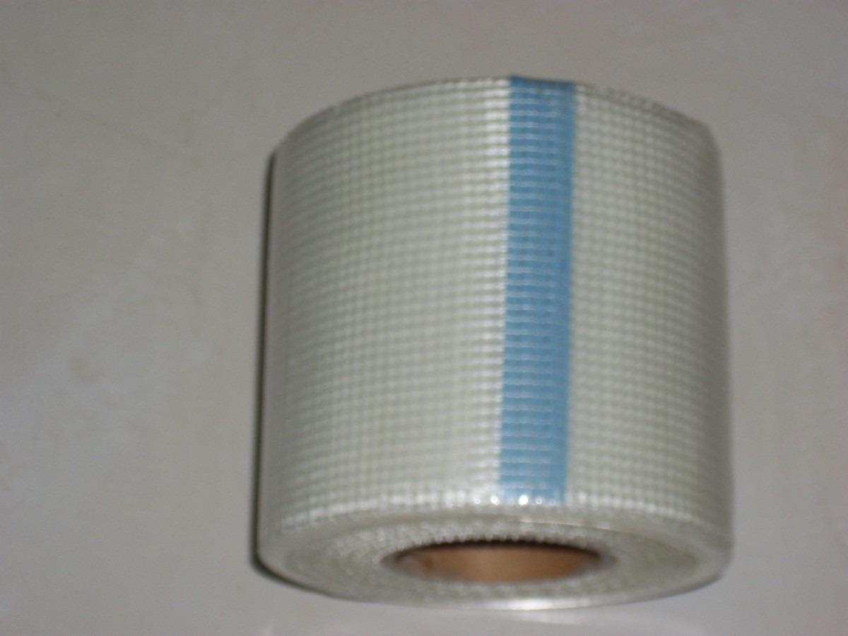 Malla fibra de vidrio 10cm x 45m auto adhesivo omm 85 for Malla de fibra de vidrio