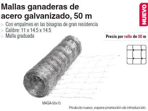 Malla ganadera de acero galvanizado ganado 42859 835 - Malla de acero galvanizado ...