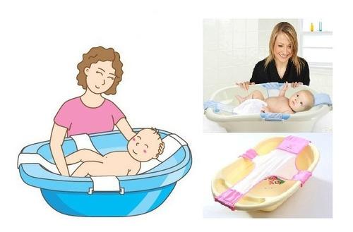 malla hamaca para tina de baño de bebé