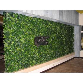 Malla Hiedra Artificial Original P/ Interior/exterior $ X M2