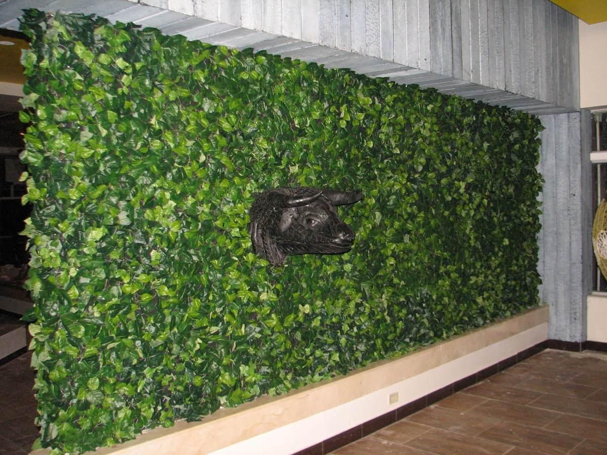 Malla hiedra artificial original p interior exterior x - Enredaderas de interior ...