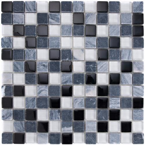 malla marmol y vidrio symba 2 30x30 - venecitas - la plata