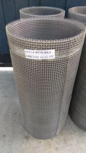 malla mesh acero inoxidable
