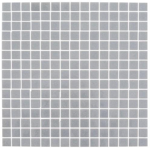 Malla mosaico veneciano castel gris piso azulejo albercas for Azulejo vitrificado