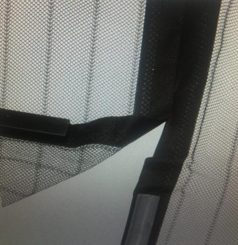 malla mosquitera para puertas y ventanales con imanes autom
