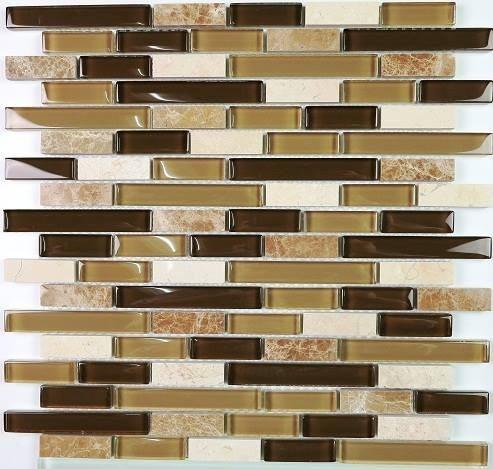 malla murano strips 30x30 - venecitas - la plata