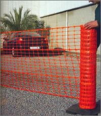 malla naranja 1.20 x 50 mts ideal señalizar  en obra