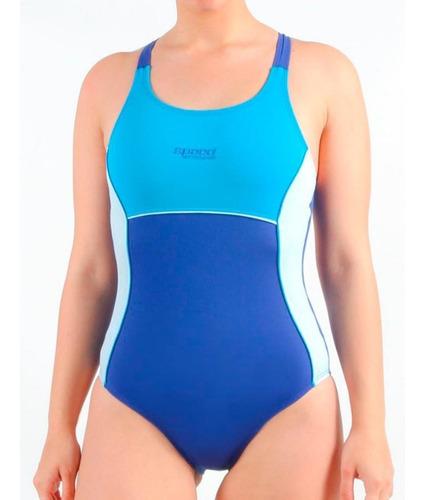 malla natacion speed mujer anticloro diseño anatomico oferta