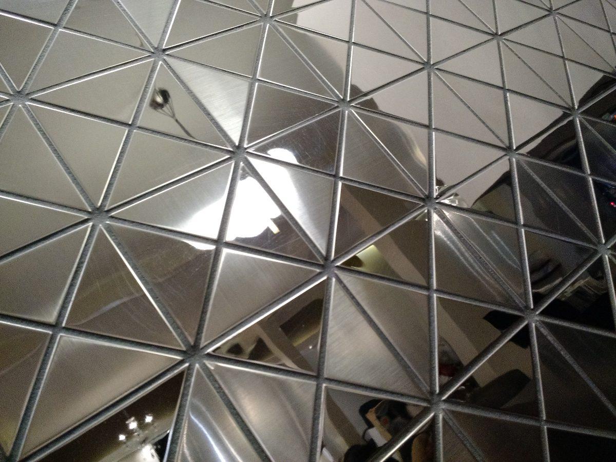 3975227091c1 Malla Ostakia Origami Silver 28x28 Venta X Unidad