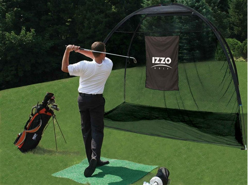 malla para practica izzo golf  ¨giant¨ junior