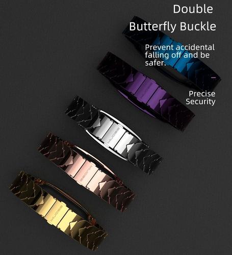 malla pulsera xiaomi para mi band 5 4 y 3 exclusivas!