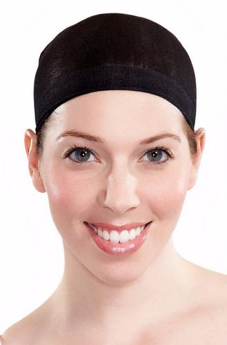 malla red media protector cabello peluca oncologica