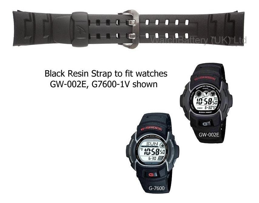 7600 Casio Malla Reloj Original G 7400 Shock bEIH2eWYD9