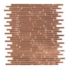 Malla Revestimiento Decorativo Vidrio - Dune Copper Mirror