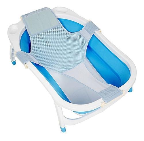 malla soporte antideslizante para tina de baño bebés