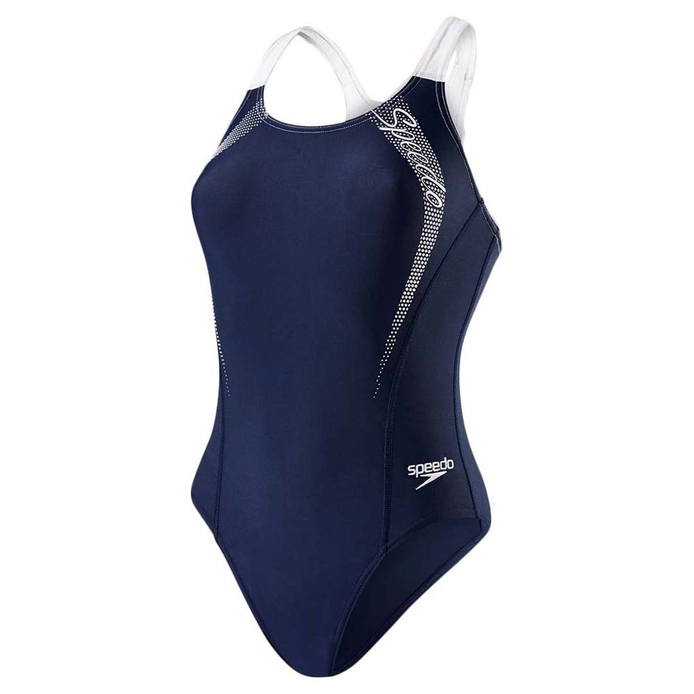 97caf9898440 Malla Speedo Sports Medalist Mujer Azul - Sporting