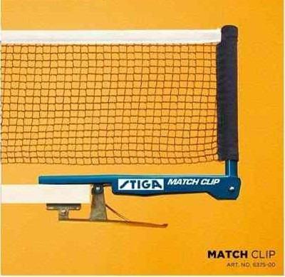 malla stiga de ping pong premium clip .