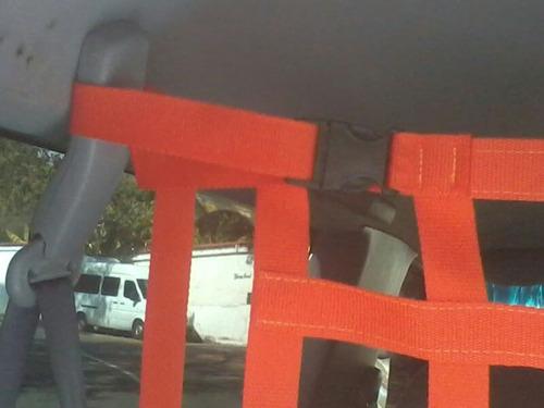 malla sujeta equipaje vehiculos rusticos meru montero