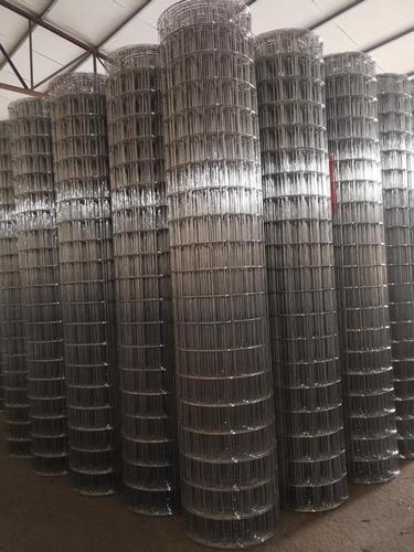 malla tejido electrosoldado 1.2m alto x 25 mt rollo 1.9mm