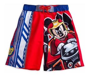 916e762fa368 Malla - Traje De Baño Mickey Disney Store Con Etiqueta