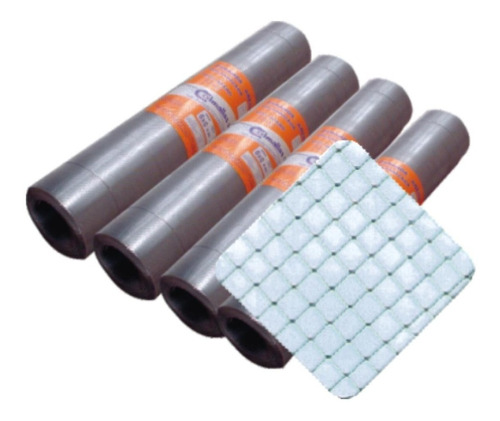 malla zaranda diagonal recubierta en epoxico y poliester 14*