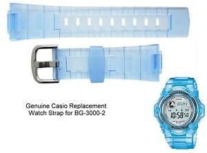 6370208219a0 Malla correa Original Casio Baby G Bg-3000   Bga-1100 !!! -   1.750 ...