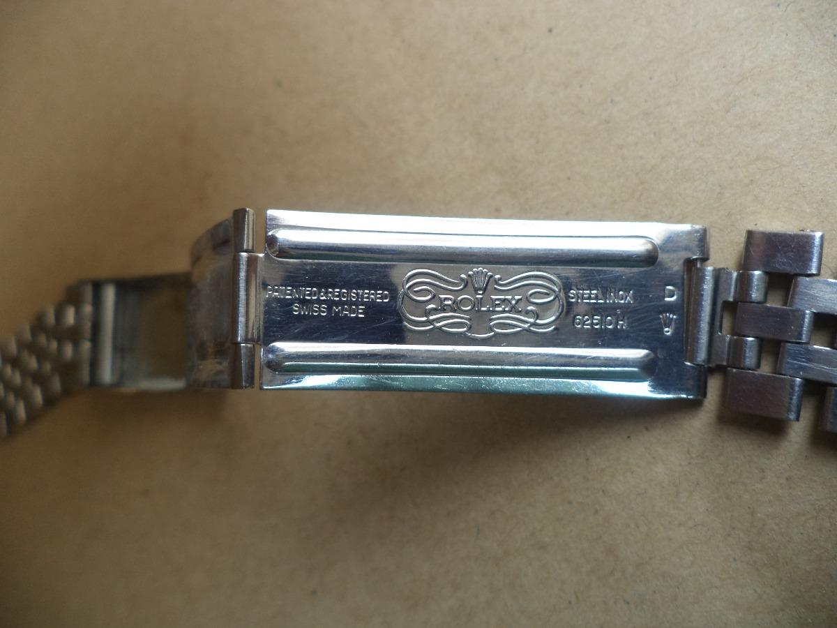d67033cc2c8 mallapulsera rolex modelo jubilee impecable D NQ NP 20939 MLC20201773872  112014 F. reloj rolex hombre mercadolibre