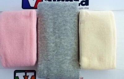 mallas abrigadoras (algodón) talla 4-6 paquete con 3