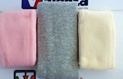 mallas abrigadoras de algodón paquete con 3.