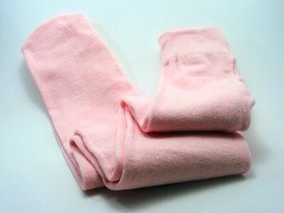 mallas abrigadoras de algodón para bebé y niña con e. gratis