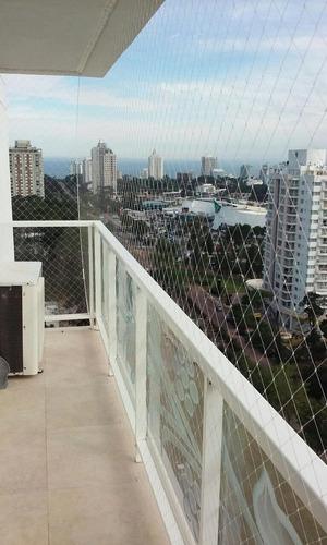 mallas de protección para ventanas balcones seguridad